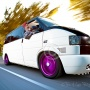 Highly Modified VW T4