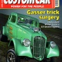Custom Car Magazine April 2014 Cover Feature