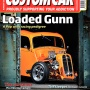 Custom Car Magazine Aug 2013 Cover Feature