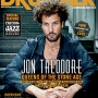 Jon Theodore for Drummer Magazine November 2013 Cover Feature