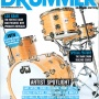Drummer Magazine Sept 2013 Cover Feature