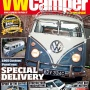 VW Camper Magazine Dec 2012 Cover Feature