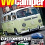 VW Camper Magazine January 2013 Cover Feature